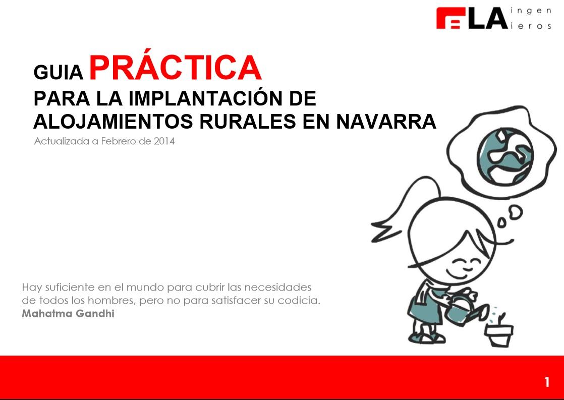 Guia practica para la implantación de empresas alimentarias en Navarra