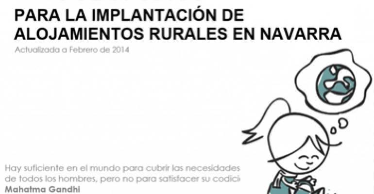 GUÍA PRACTICA DE IMPLANTACIÓN DE ALOJAMIENTOS RURALES EN NAVARRA