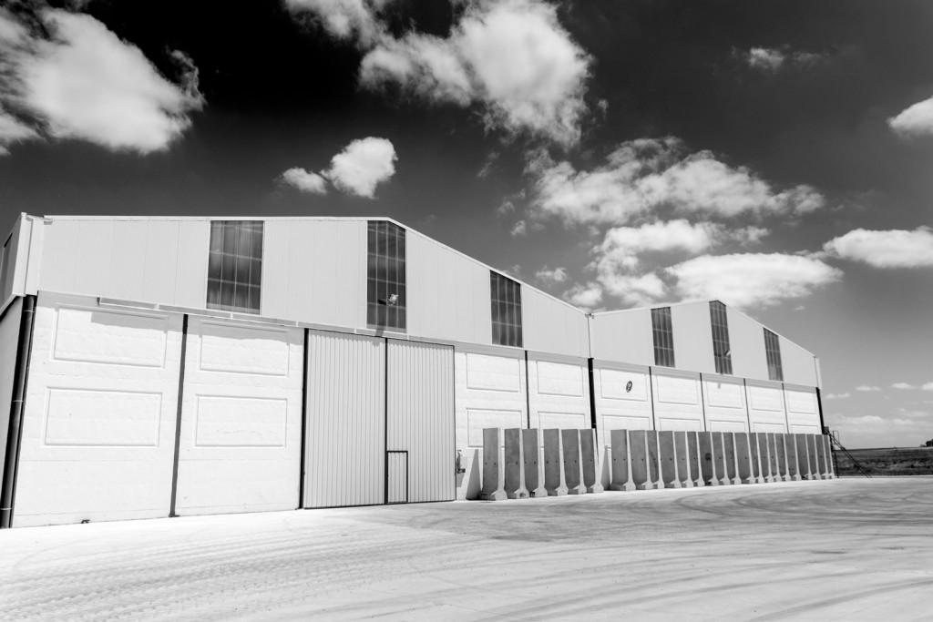 Nuevas instalaciones para almacenamiento de grano, centro de selección y oficinas en Terrazos (Burgos)